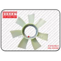 China Elf 4hk1 Npr75 Nqr75 Cooling Fan of Isuzu Replacement Parts 8973673810 wholesale