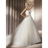 China Simple Sweetheart Wedding Gowns wholesale