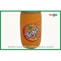 China Outdoor Advertising Giant Inflatable Drink Can For Sale on sale