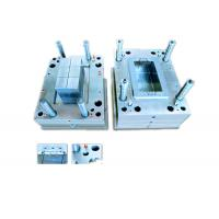 China Hot Runner Plastic Injection Mold Tooling Multi Cavity Perfect Surface Finish wholesale