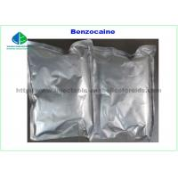 Pain Reliever Local Anesthetic 200 Mesh White Benzocaine Raw Powder For Topical