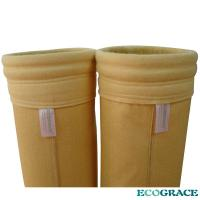 China Waste incinerator P84 filter bag D160X6000 wholesale