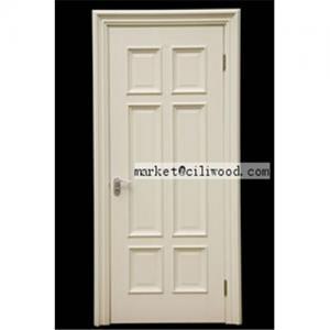 China Solid wood composite door wholesale