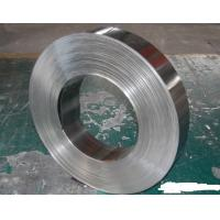 China High quality 7mm - 350mm Width 201 / 202 / 304 Cold Rolled Stainless Steel Strip in Coil on sale