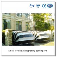 China Remote Control Automated Car Cover Snow Protection on sale