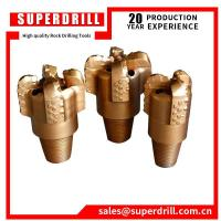 China 8 1/2'' 6 blade pdc rock drill bits for water well wholesale