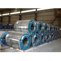 Regular Spangle Electro Galvanised Steel Coils , Galvanized Sheet Metal Rolls Manufactures