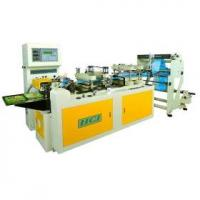 China High speed double lines bag making machine (with computer control) on sale