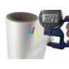 China Csutomized 3 Inch Core Matte Thermal Lamination Film Roll EVA Adhesion wholesale