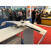 China Mapping  Surveying  and Draw Fixed Wing Drone Easy to Control Automatically Calculate Flight Altitude And Routes wholesale