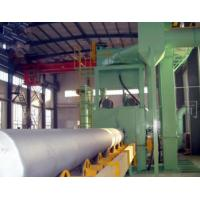 China CE Approved Shot Blast Cleaning Equipment Surface Preparation Solutions wholesale