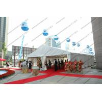 China White PVC Cover Outdoor Event Tent Movable Church Windows For Cocktail Party wholesale