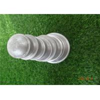 China Round Gate Chain Link Fence Post Caps 1 3/8'' Pipe Inside Rust Resistant Finish wholesale