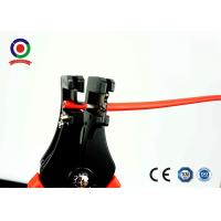 China Custom Professional MC4 Tool , Automatic Cutter Electric Wire Stripper wholesale