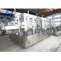 China Stable Performance Small Scale Soda Bottling Equipment 7000-8000 Bottles Per Hour wholesale