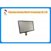 Buy cheap 6H Hardness Capacitive Touch Screen Panel 10.4 Inch Black Color Cover Lens 6 from wholesalers