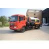 China 6000L Road Construction Paver Machine / Flat Head 4×2 Rear Drive Asphalt Sprayer Equipment wholesale