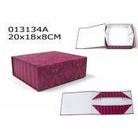 China Custom Square Folding Large Gift Boxes With Lids , Storage Paper Boxes Gift Packaging wholesale
