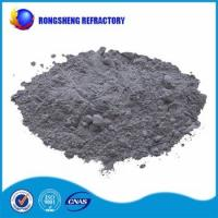 Insulating Castable Refractory Al2O3 / SiC Steel Fiber Reinforced For Lime Kiln