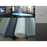 Quality projection screen fabric beaded/glass fiber/3D metal/ultrawide/back projection for sale