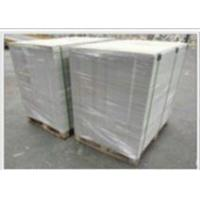 China Clay Coated  Grey Back Duplex Board Paper on sale