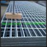 China Galvanized steel Bar Grating/galvanized serrated grating wholesale