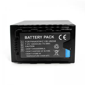 China 10400mAh 7.2V 74.9Wh Custom Lithium Battery Packs wholesale
