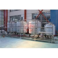 China Volumetric Carbonated Drink Production Line Small Capacity Fully Automatic wholesale