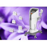China Women Use Hifu Beauty Machine 4MHz HIFU Frequency For Skin Rejuvenation / Pore Removal wholesale