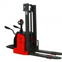 Buy cheap AC drive motor 2000kg 4500mm battery Performance Electric Stacker from wholesalers