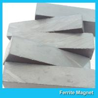 China Block Shaped Y25 Ferrite Magnet Rectangular Strong Permanent Ferrite Magnets wholesale