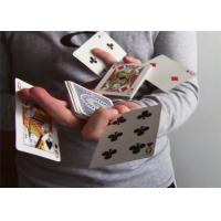 China Cool Magic Card Tech Card To Pocket Trick Magic Poker Skills And Techniques wholesale