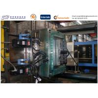 China Valve Gate Hot Runner System In Injection Moulding Clear Polycarbonate Tray 600 X 400 X 110mm wholesale