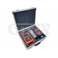 China Live Test Earth Insulation Tester Double Clamp Ground Resistance Meter,Storage capacity200 groups wholesale