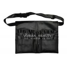 China Faux Leather Professional Cosmetic Makeup Brush Apron Bag Artist Belt Strap Holder wholesale