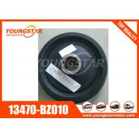 China ISO 9001 Crankshaft  Pulley For Toyota avanza 13470-BZ010 AVANZA 1.3 03- K3 VE F601 5F wholesale
