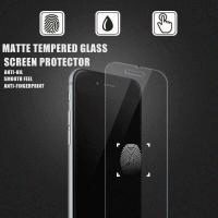 China IPhone 6s Plus Tempered Glass Matte Screen Protector Anti - Reflex High Clarity wholesale