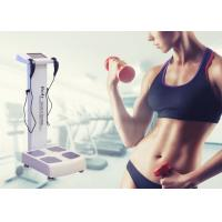 China Segmented Body Composition Analyzer / Fat Percentage Monitor For Clinic Human Healthy Test wholesale