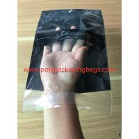 China Stylish high-end multi-pocket self-adhesive clothes bag with buttons wholesale