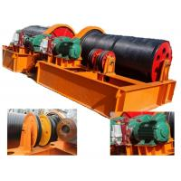 China Hydropower Station Electric Wire Rope Hoist 8-10m/Min For Intake Gate wholesale