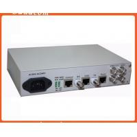 China Video/Audio Over E1 Multiplexer Video over E1 multiplexer can realize 1 channel video, 1 channel audio, 1channel RS485 o wholesale
