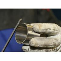 "China ASME BPE AiSi 316L 1""x1.65mm 90 Degree Elbow SF1 Polished for Food equipment wholesale"