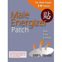 China Male Energizer Patch wholesale