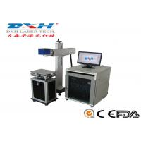 Buy cheap Diode Pumped YAG Laser Marking Machine Laser Engraver Printer For Metal 20-80khz from wholesalers