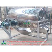 China stainless steel fish meal cooling rotary trommel separator screens wholesale