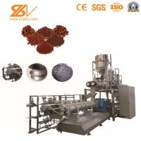 China SLG120 Fish Feed Processing Machine Large Capacity 1-5 Ton Per Hour on sale
