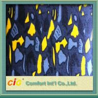 China Customized Printing Bus / Auto Upholstery Fabric For Car Seat Cover / Home Textile wholesale