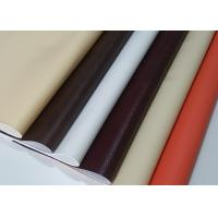 China Multi Color  PVC Leather Fabric Fasionable Custom Thickness For Shoes Lining wholesale