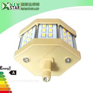 China 6500K 78mm 6W R7S LED Light, Epistar SMD2835 R7S LED Lamp wholesale