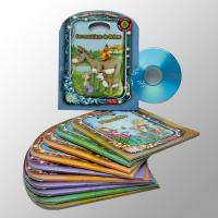 China 2014 newest cheap & high quality colorful CD book printing service wholesale